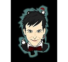 oswald & fans Photographic Print