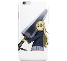 K-ON x Berserk 2 iPhone Case/Skin