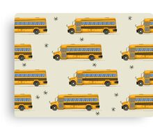 Back to school! Canvas Print
