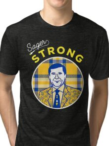 craig sager Tri-blend T-Shirt