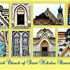 Parish Church Saint Nikolas Rosenheim by ©The Creative  Minds