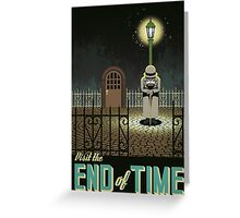 Chrono Trigger End of Time Greeting Card