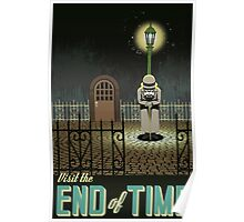 Chrono Trigger End of Time Poster