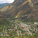 Ouray, Colorado by Tamas Bakos