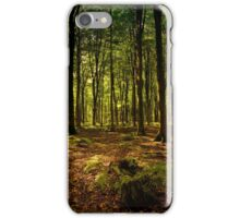 West Woods iPhone Case/Skin