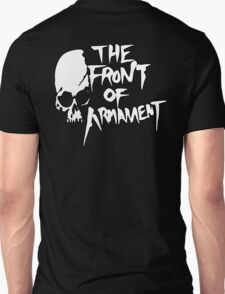 The Front of Armament - Text T-Shirt