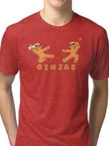 Ginjas  Tri-blend T-Shirt
