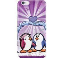 HeinyR- Penguin Love iPhone Case/Skin