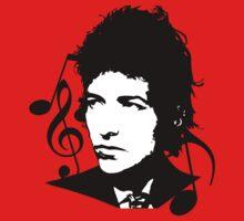 Bob Dylan - Stylized by ArcStuff