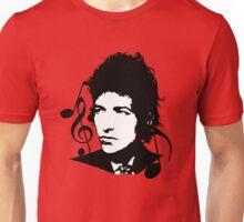 Bob Dylan - Stylized Unisex T-Shirt