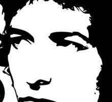Bob Dylan - Stylized Sticker