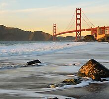 Golden Gate Bridge by Anton Gorlin