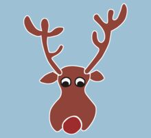 Rudolph The Reindeer Kids Clothes