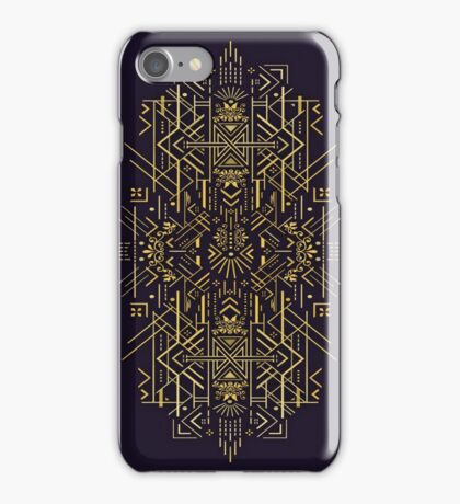 Life is Golden iPhone Case/Skin