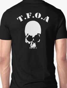 The Front of Armament - Skull Unisex T-Shirt