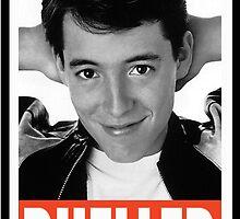 Ferris Bueller by kalakta