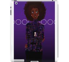 Pucelle d'Âme iPad Case/Skin