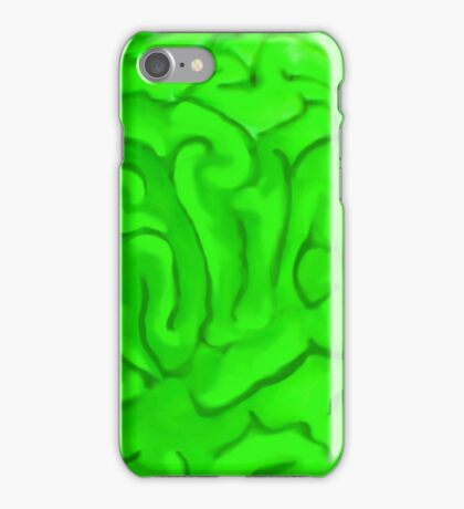 BRAINS (Zombies) iPhone Case/Skin