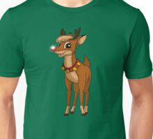 Rudolph The Red Nosed Reindeer Unisex T-Shirt