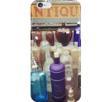 Antiques, Flea Market, NYC iPhone Case/Skin