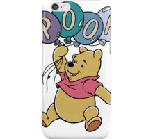 Winnie the Pooh with Balloons iPhone Case/Skin