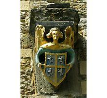 Gargoyle - Durham Cathedral Photographic Print