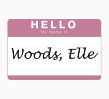 Woods, Elle by elderblues