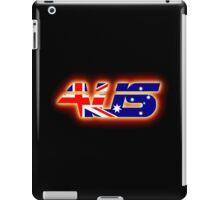 AUS - Australia Flag Logo - Glowing iPad Case/Skin