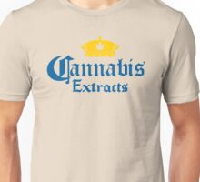 Cannabis Extracts Unisex T-Shirt
