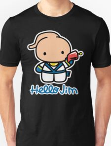 Hello Jim T-Shirt