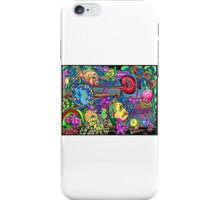 Unda Da Sea iPhone Case/Skin