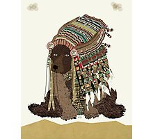 little bear chief Photographic Print