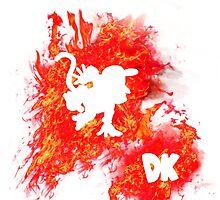 Diddy Kong Spirit by Xander Player