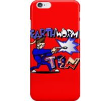 Earthworm Ten iPhone Case/Skin