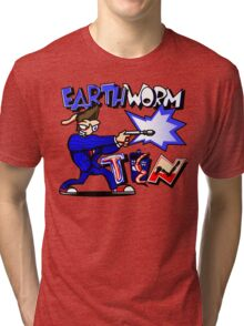 Earthworm Ten Tri-blend T-Shirt