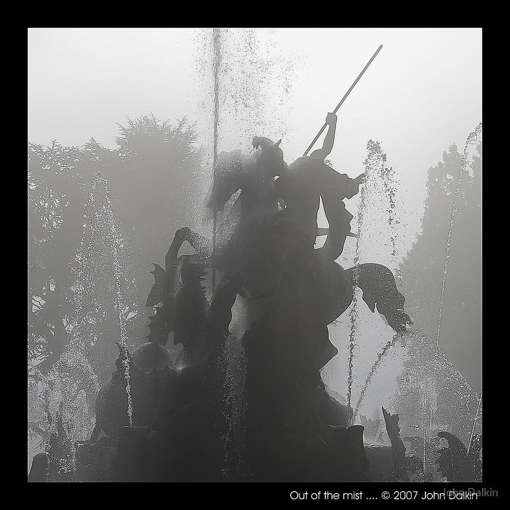 Out of the mist by John Dalkin