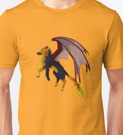 Wolf Dragon Unisex T-Shirt