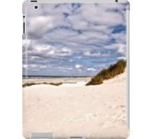 Clouds over the North Sea. iPad Case/Skin