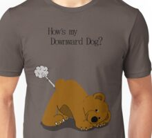 Yoga Bear Unisex T-Shirt