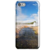 Geysers iPhone Case/Skin