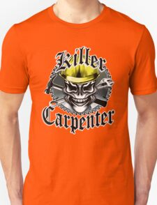 Killer Carpenter 1 Yellow T-Shirt