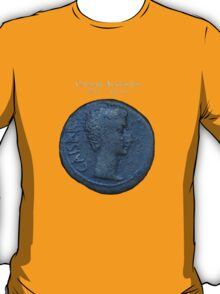 Ancient Roman Coin - AUGUSTUS T-Shirt