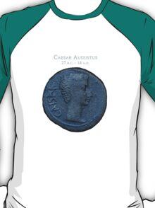 Ancient Roman Coin - AUGUSTUS T-Shirt