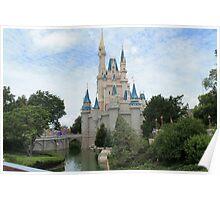 Cinderella's Castle2 Poster