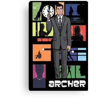 all image of archer  Canvas Print