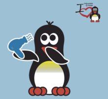 Domestic Penguin - Blow Dry Kids Clothes
