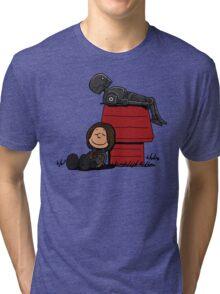 Rogue Peanuts B Tri-blend T-Shirt