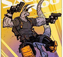 """""""Salty Roo 2099"""" by traderjacks"""