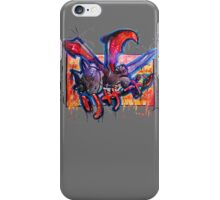 Epic Shiny Charizard Streetart Tshirts + More ' Pokemon ' iPhone Case/Skin