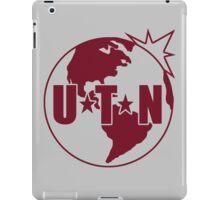 UTN Logo iPad Case/Skin